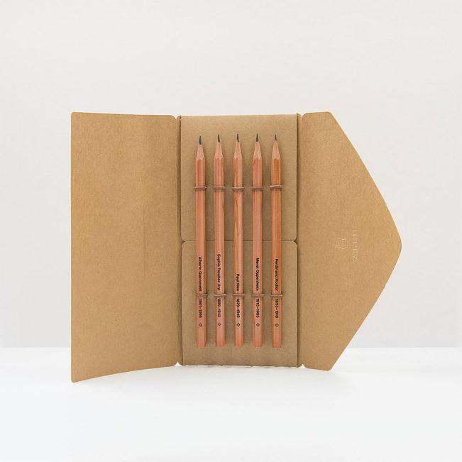 Stilgraf Bleistift-Set Grosser Künstler