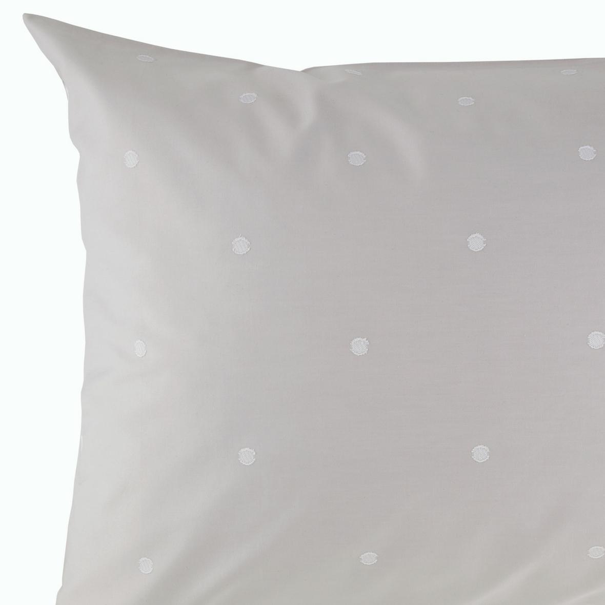 Bettwäsche Pearls silber von Christian Fischbacher