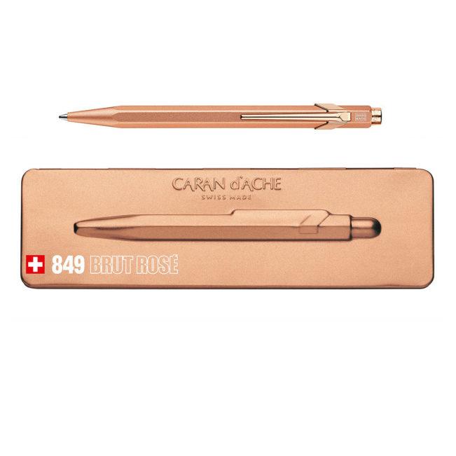 Kugelschreiber 849 Brut Rosé, Caran d'Ache