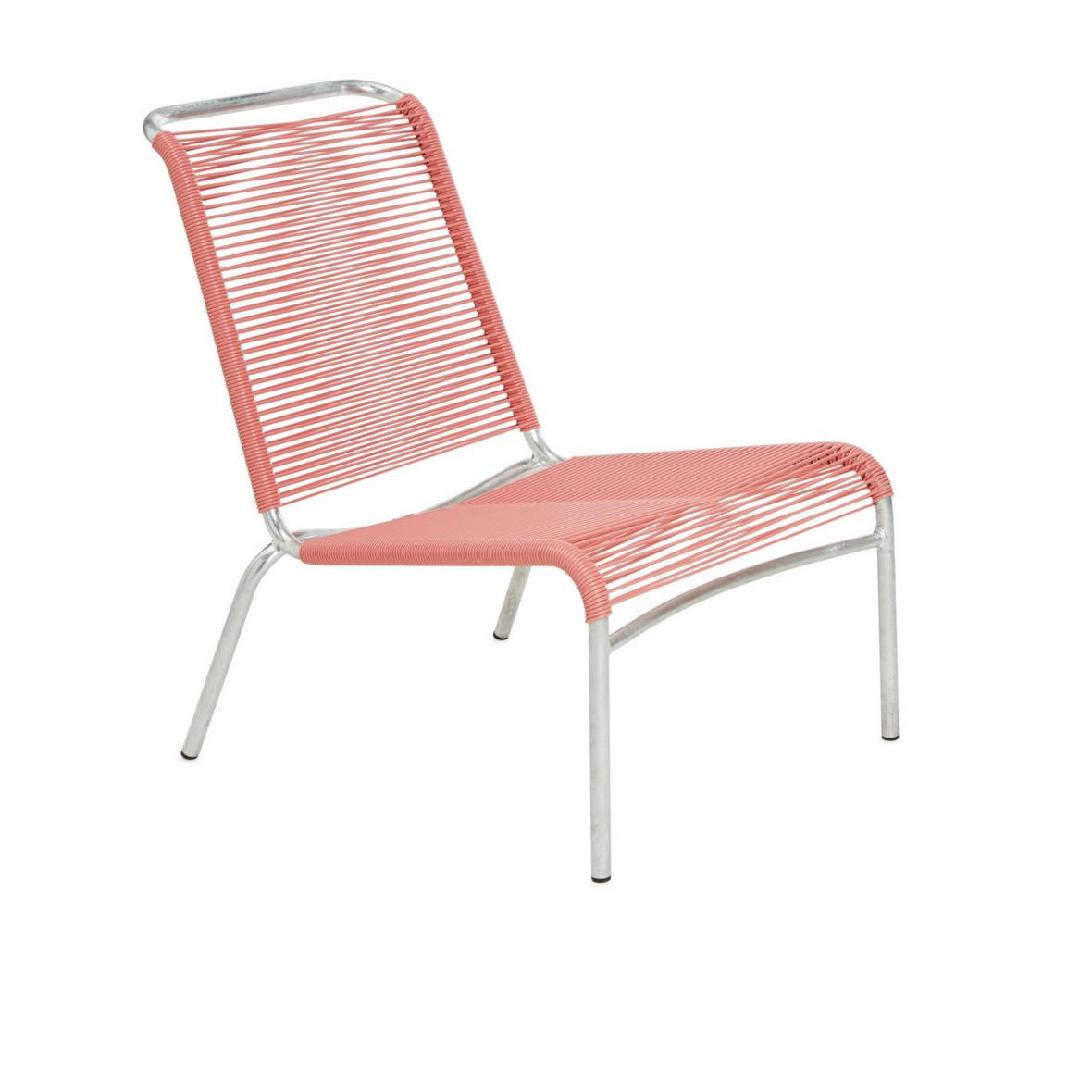 Altorfer Lounge Stuhl 1139 Altrosa von Embru