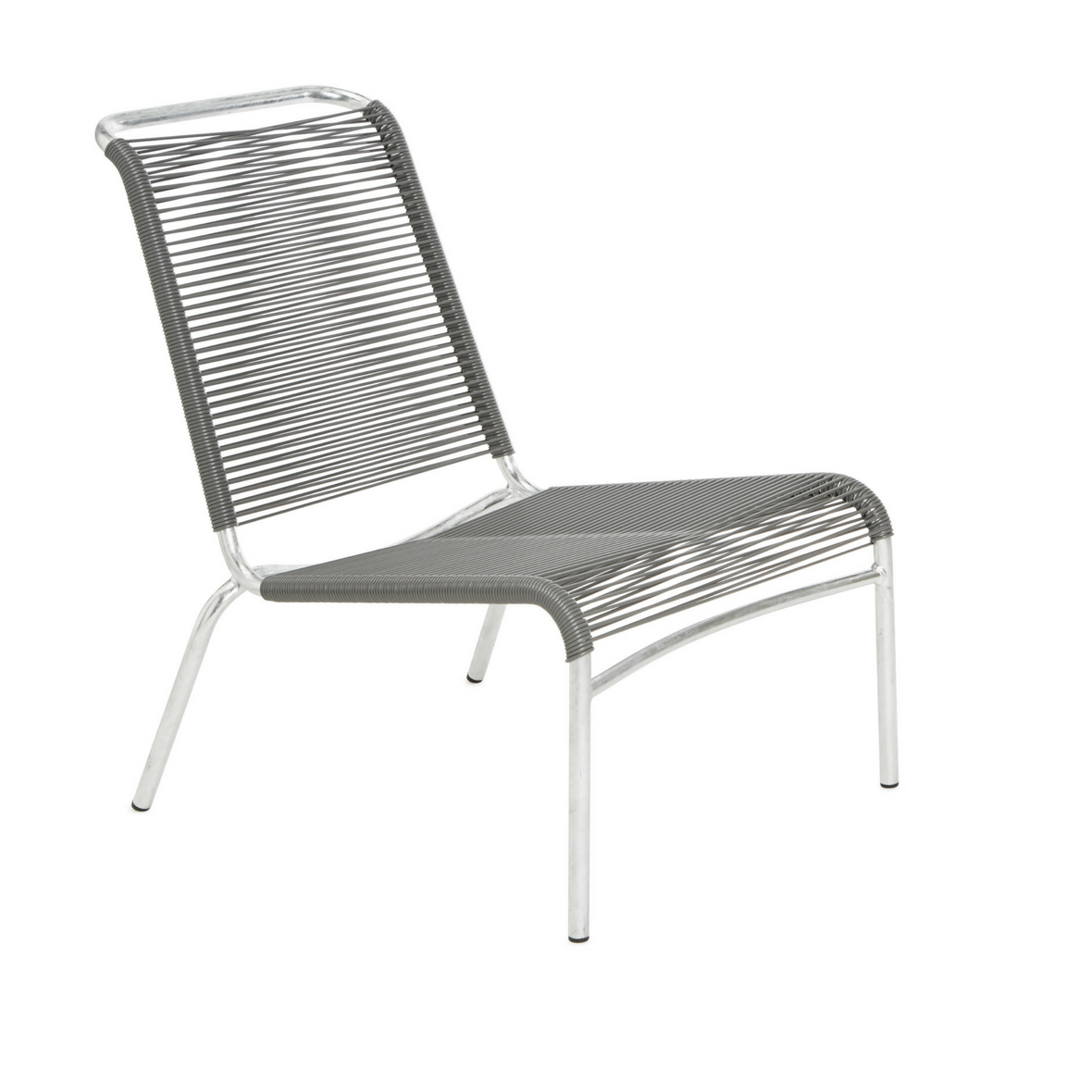Altorfer Lounge Stuhl 1139 Aschgrau von Embru