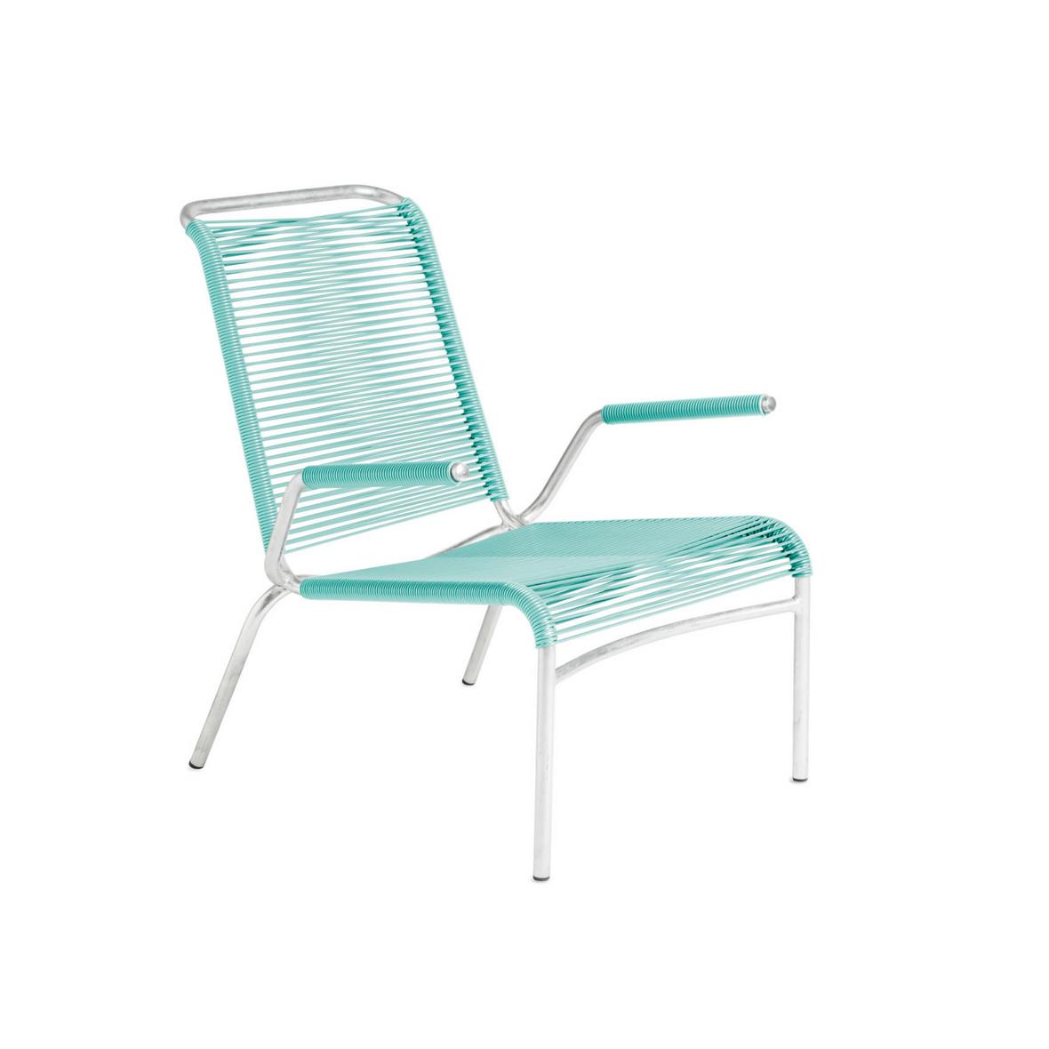 Altorfer Lounge Sessel 1142 mit Armlehne Lichtgrün von Embru