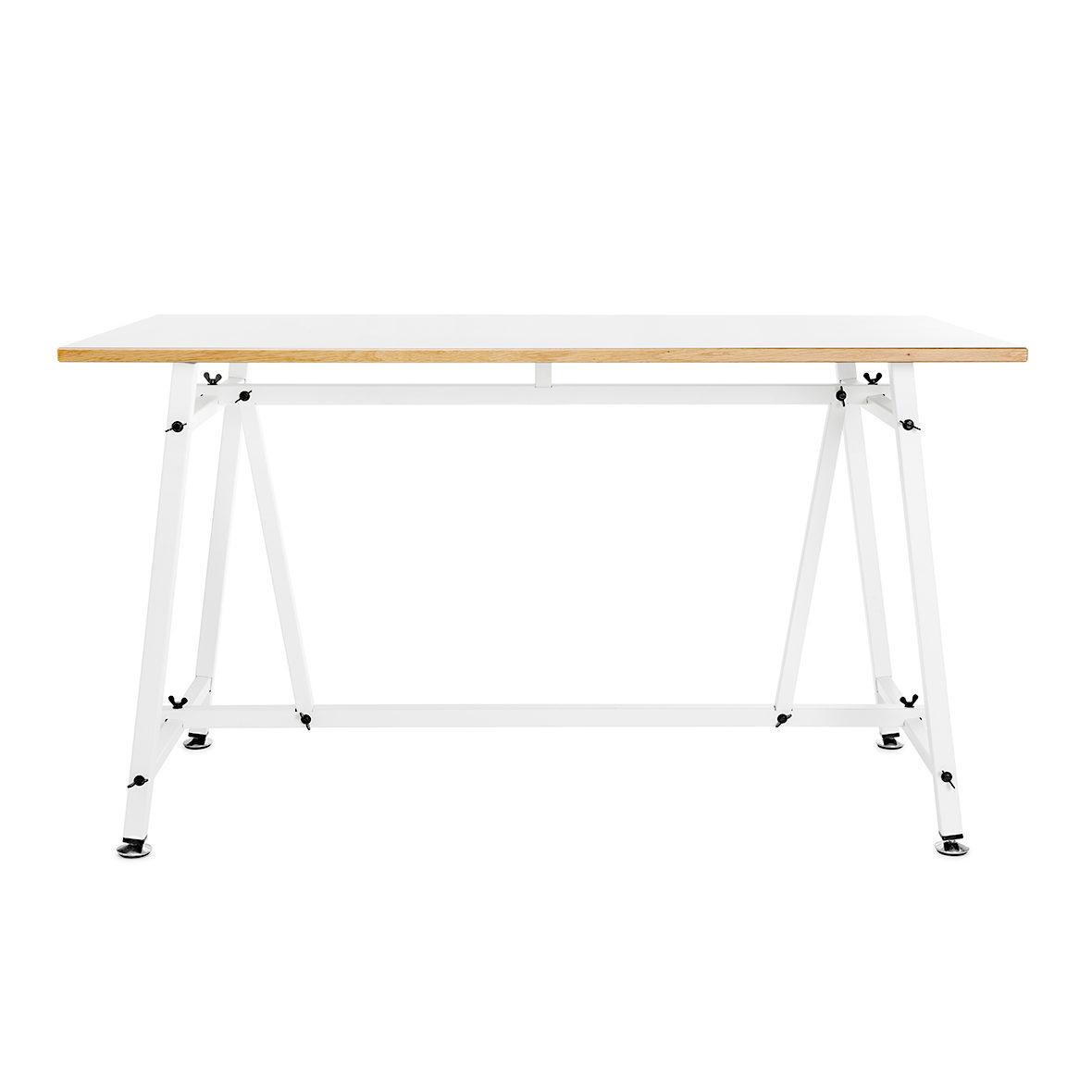 Ateliertisch Modell 4030 weisse Tischplatte von Embru