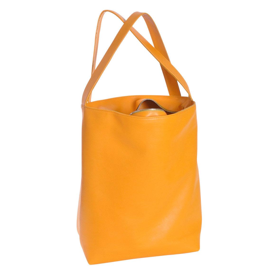 Shopper gelb Format Brigitte Hürzeler