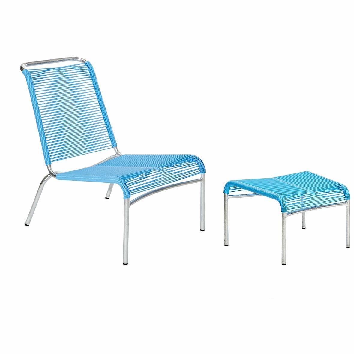 Altorfer Lounge Set Hellblau von Embru