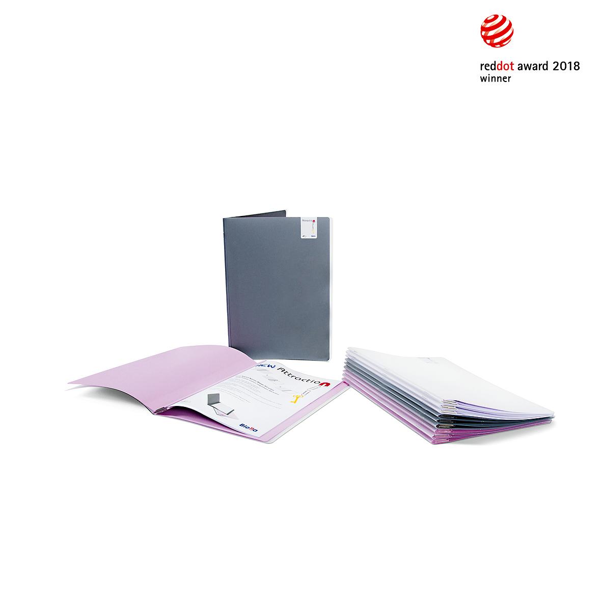 Magnet Klemm Mappe von Biella Red Dot Winner 2018