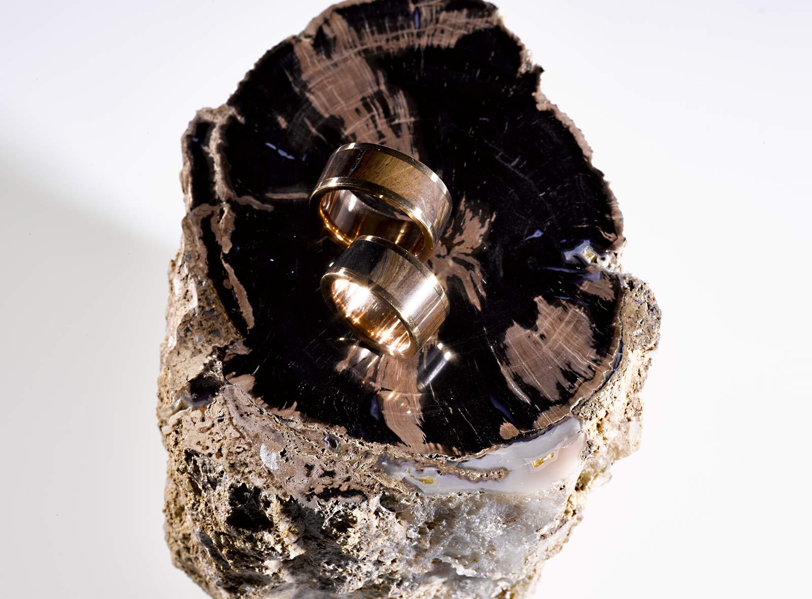 Schmuck aus Stein mit persönlicher Note von Gold & Stein