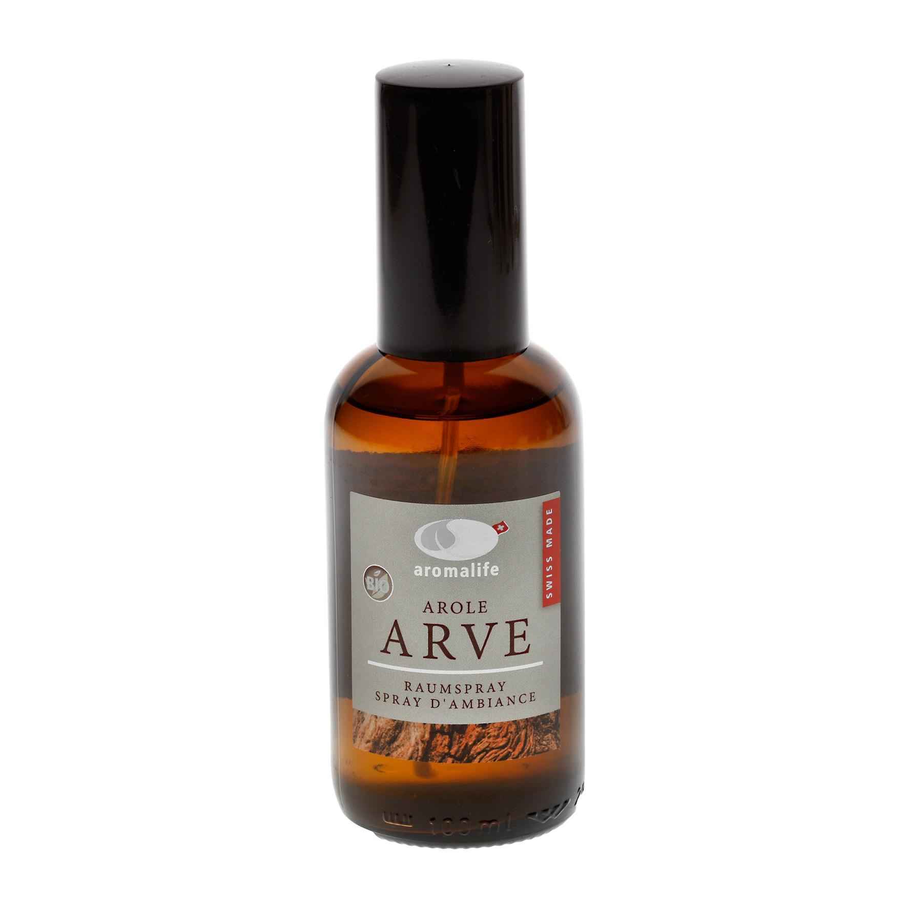 Bio-Arven-Raumspray von Aromalife