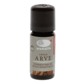Ätherisches Bio-Arvenöl von Aromalife
