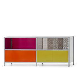 Sideboard dreifarbig von MF-System