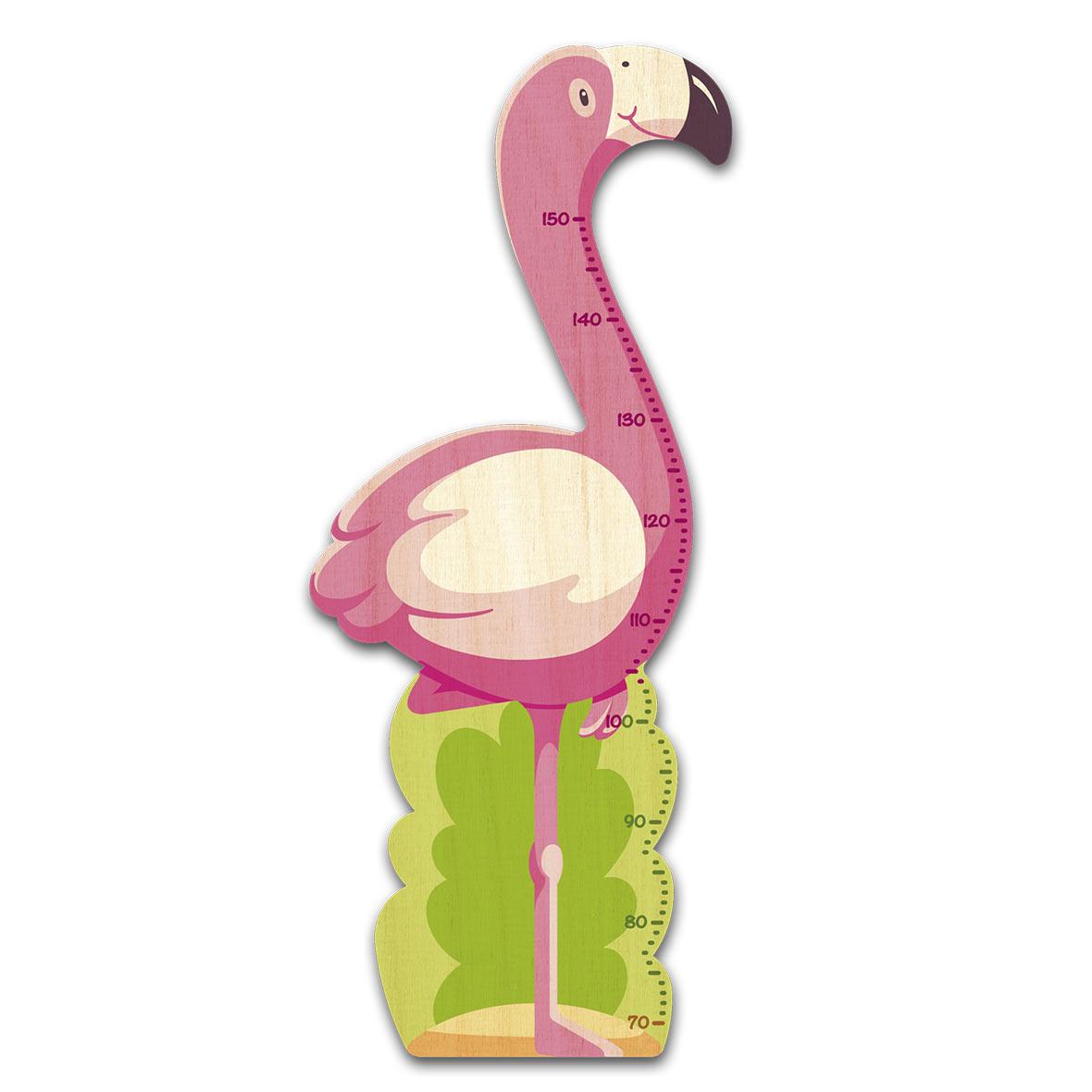 Messlatte Flamingo 70 – 150 cm Messbereich von Weizenkorn