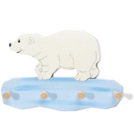 Garderobe Eisbär Björn für Kinder von Weizenkorn