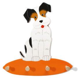 Garderobe Hund Billy für Kinder von Weizenkorn