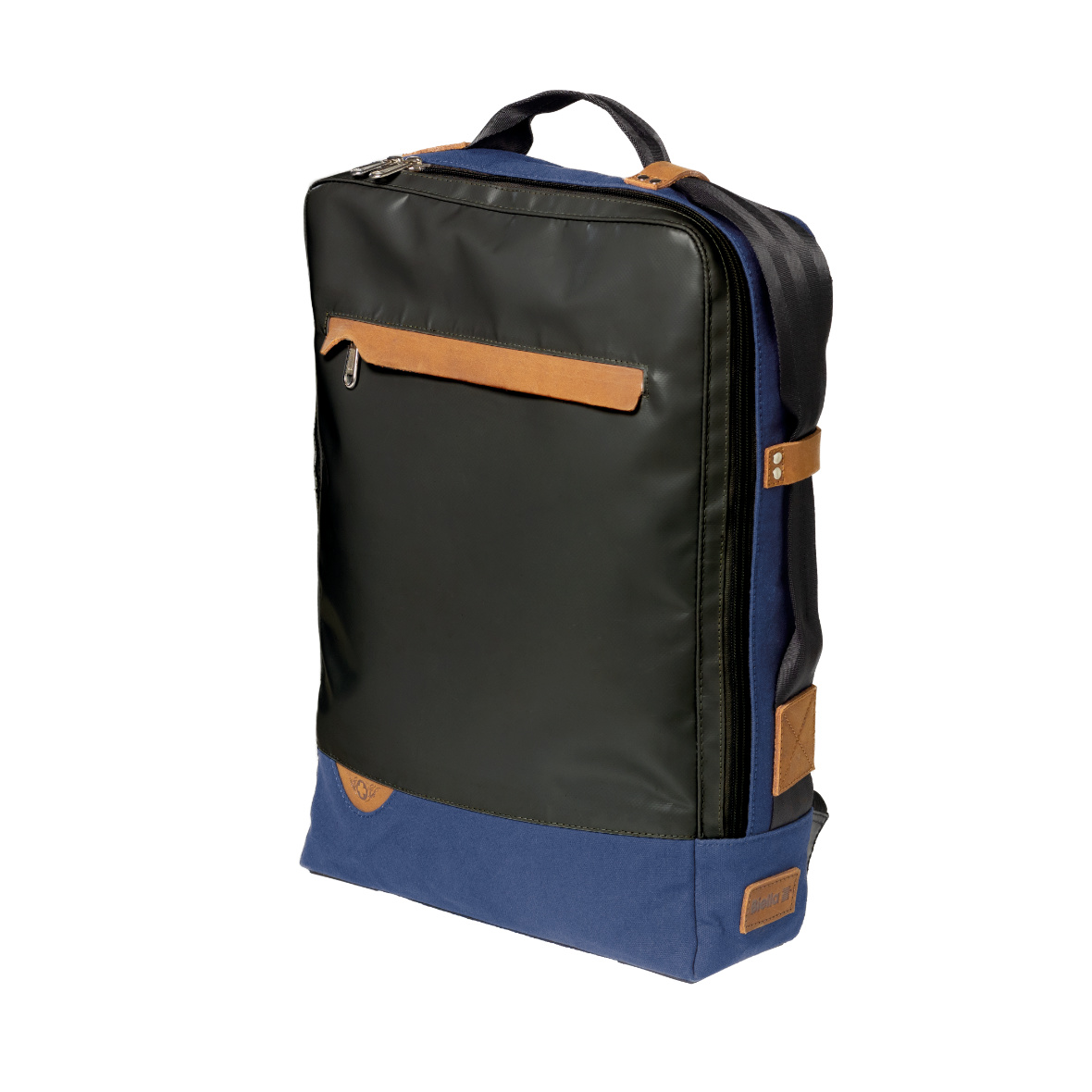 Rucksack der Collection Bundesordner von Biella, schwarz
