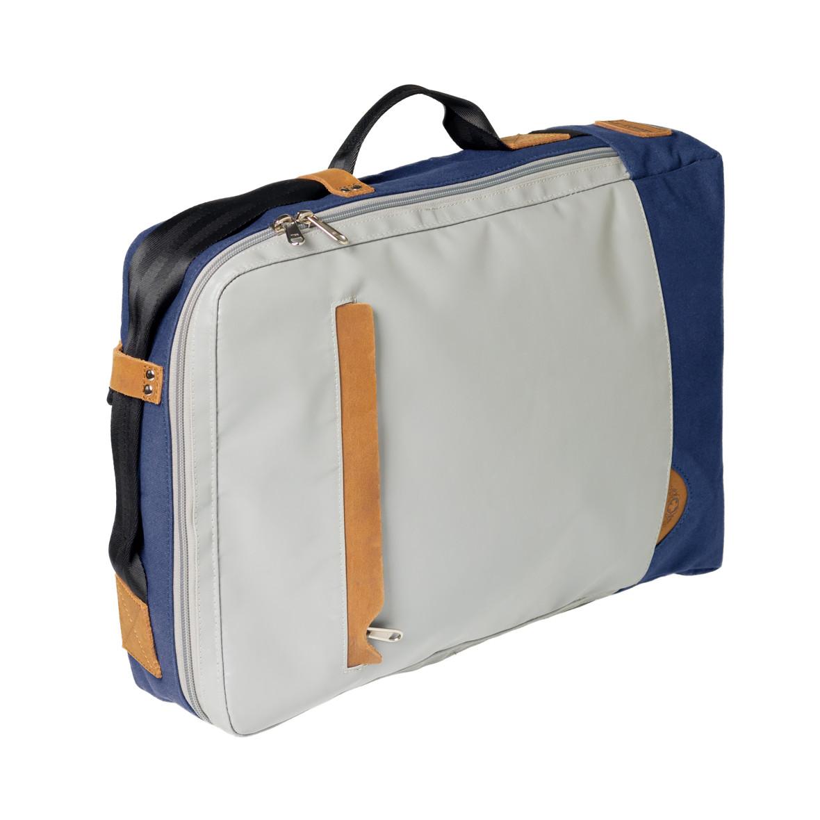 Rucksack der Collection Bundesordner von Biella als Tragtasche