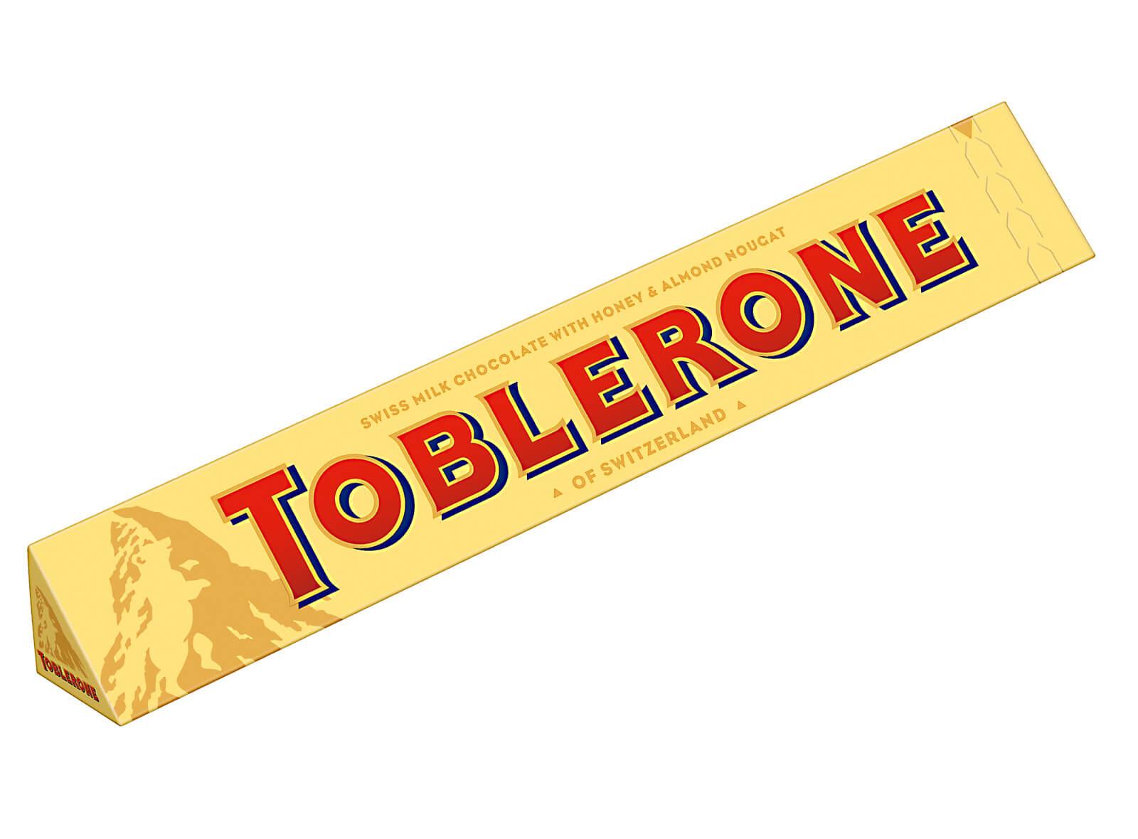 Typische Schweizer Produkte Toblerone