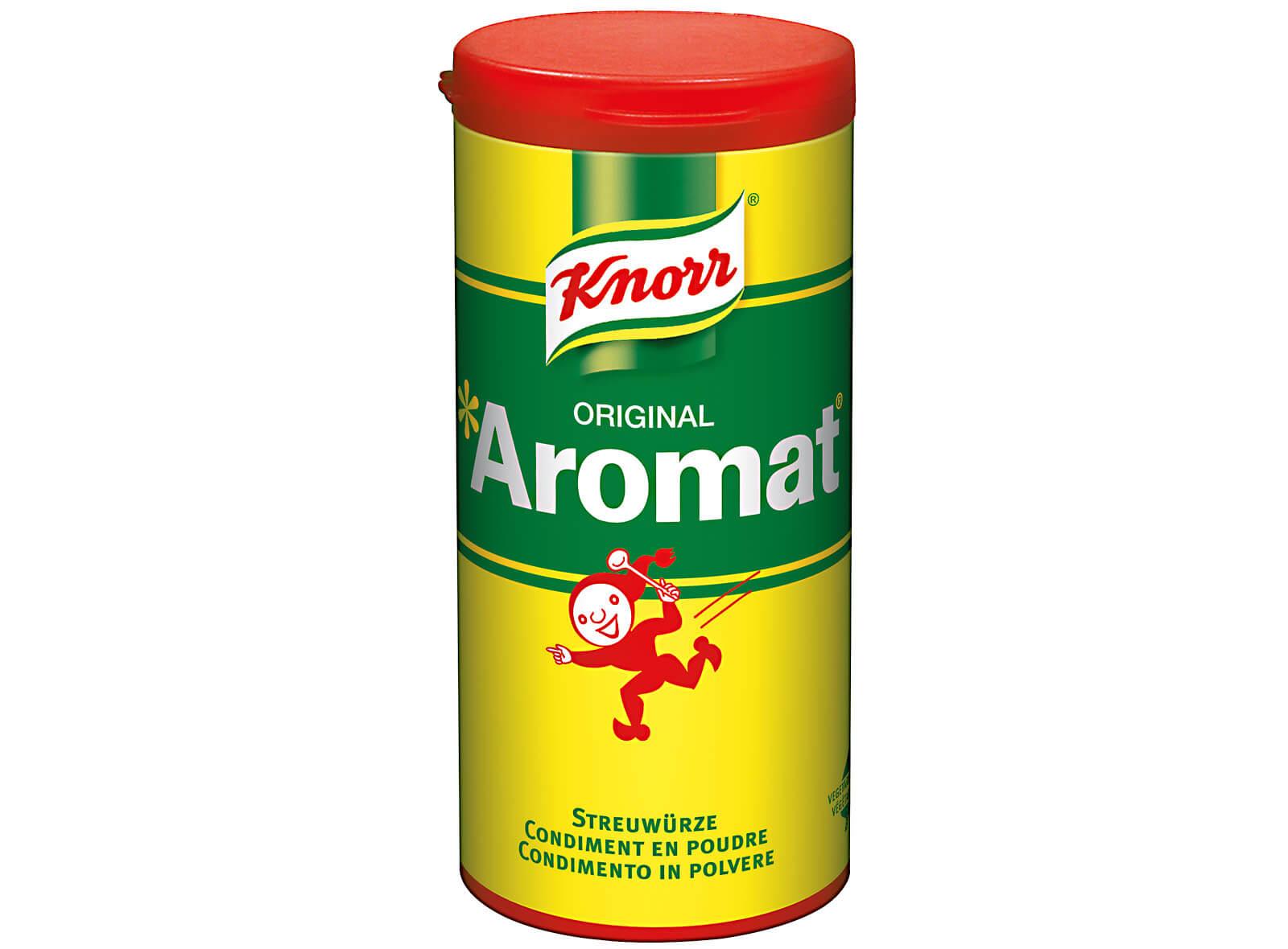 Typische Schweizer Produkte Aromat