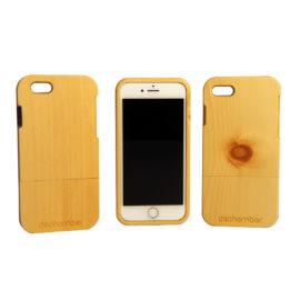 iPhone 7- und 8-Hülle aus Arvenholz von Dschember