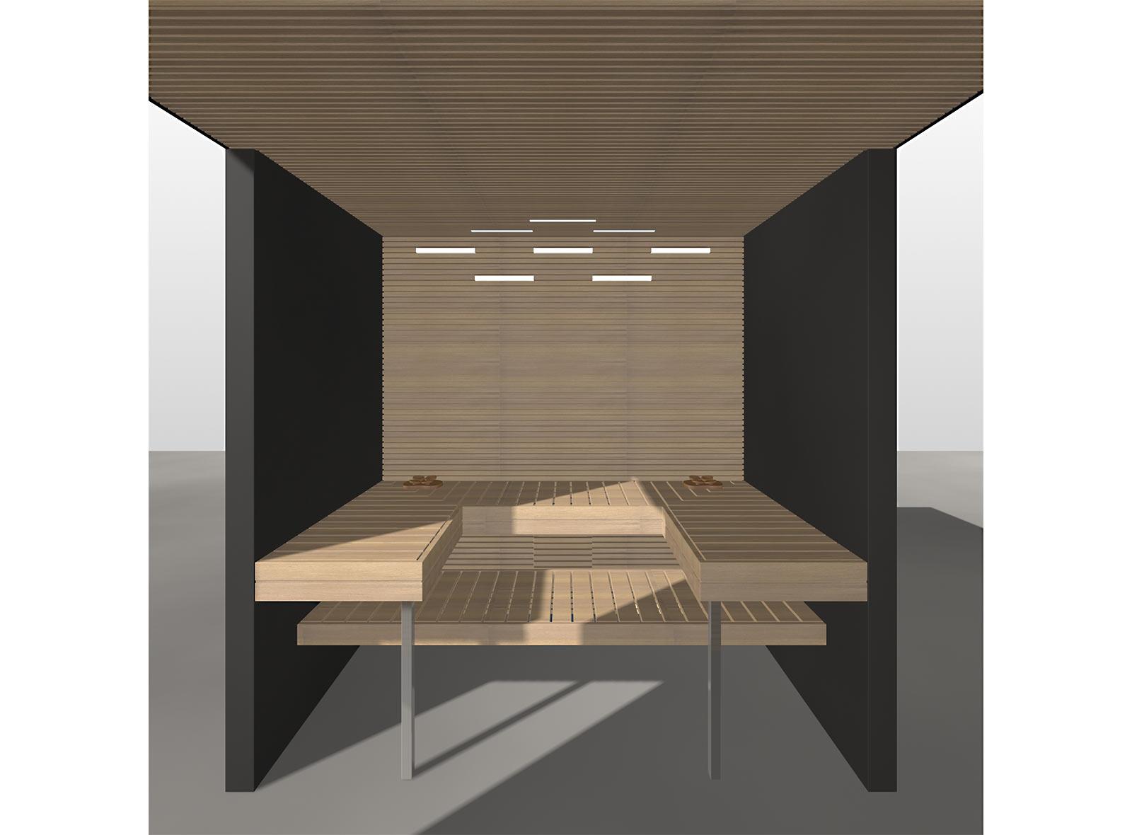 Sauna – Design: Küng Sauna & Spa AG