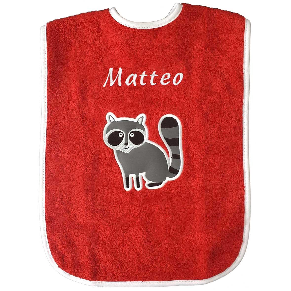 Brändi Babylätzchen Waschbär Matteo