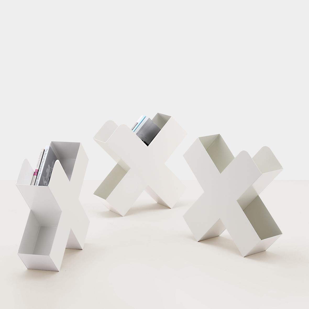 Zeitschriftenhalter Bukan von Mox
