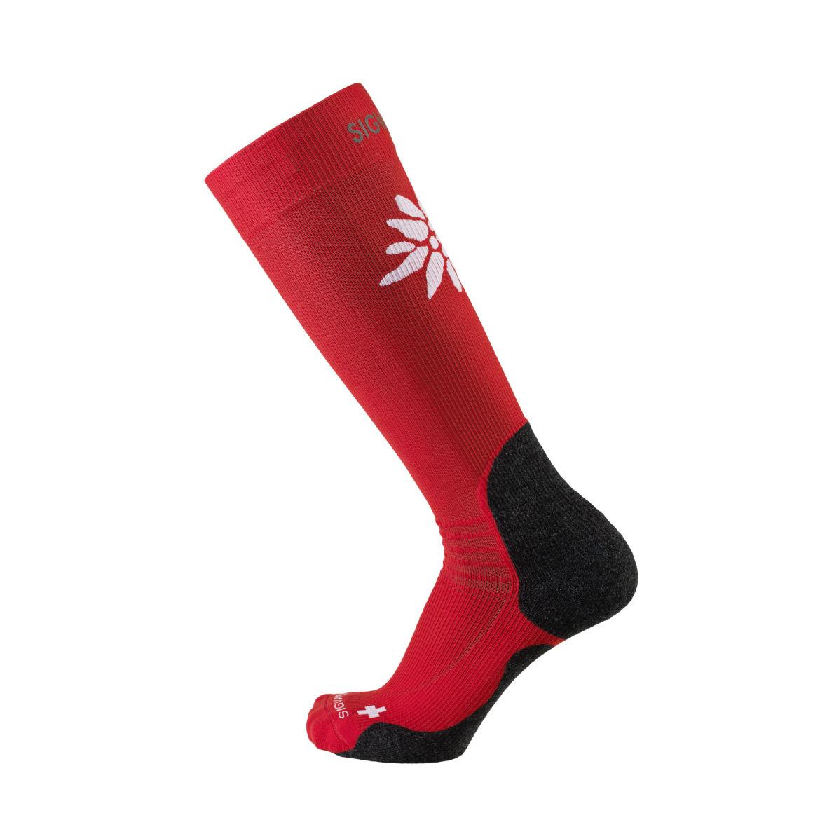 Mountain Socks Seitenansicht von Sigvaris