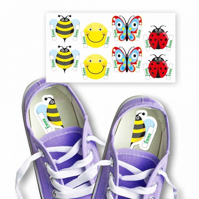Schuhsticker Süss von Stickerella