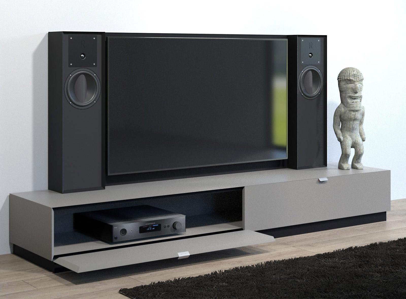 Möbel Swiss HD von Dynavoy