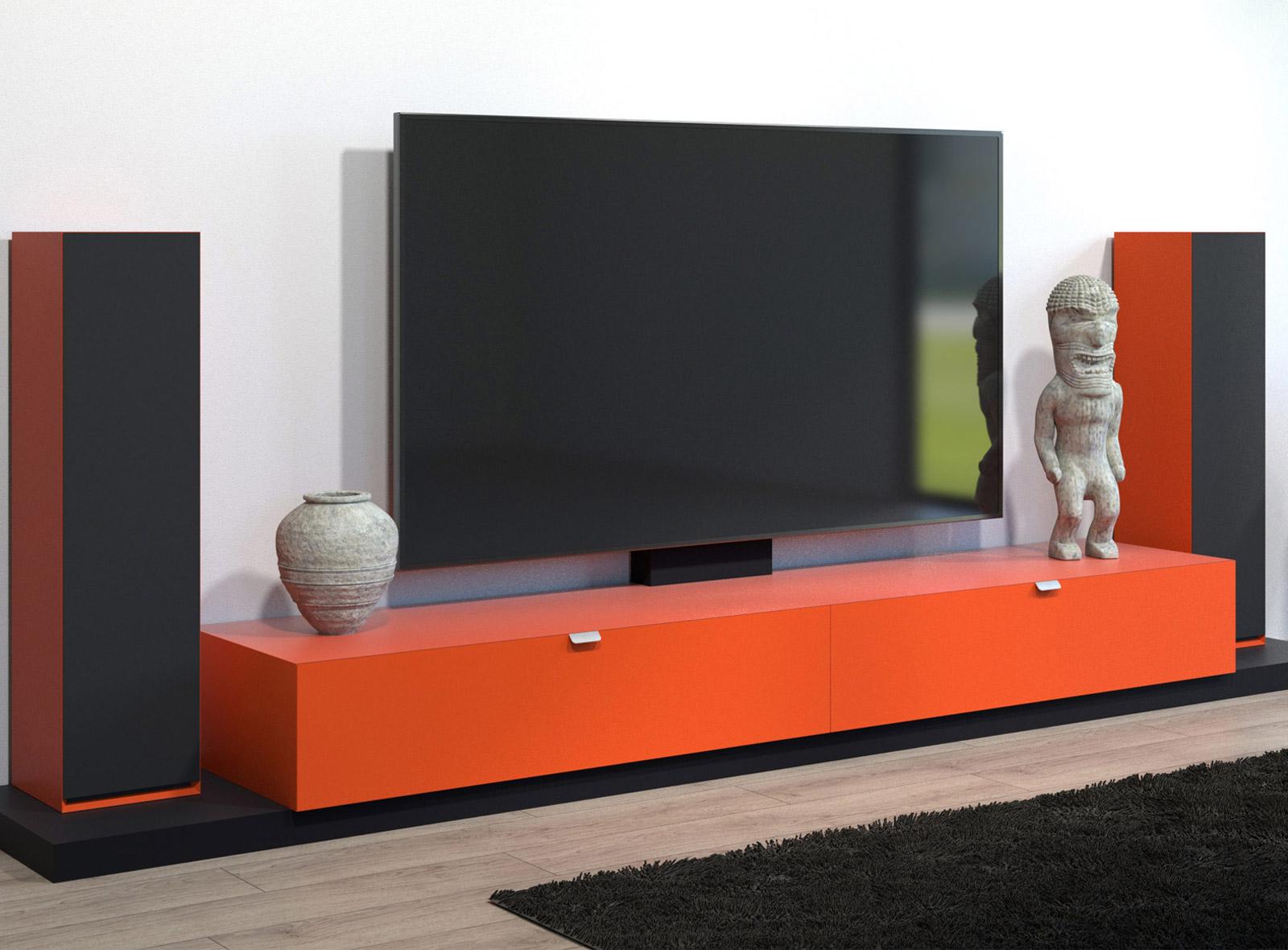 Möbel Swiss HD Longboard farbig von Dynavoy