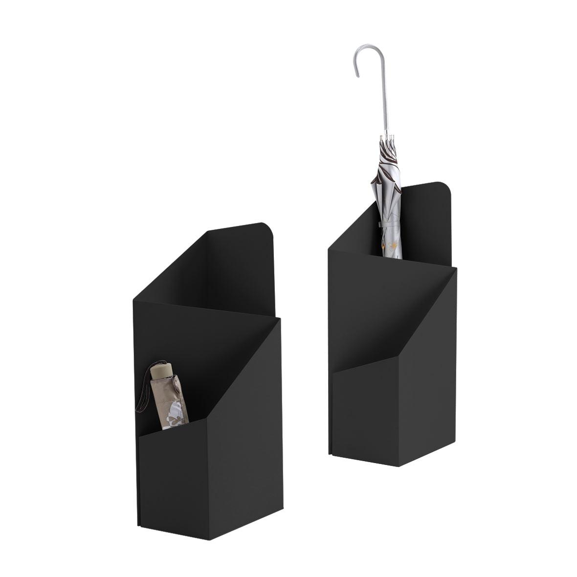 schirmst nder via mit tropfschale. Black Bedroom Furniture Sets. Home Design Ideas