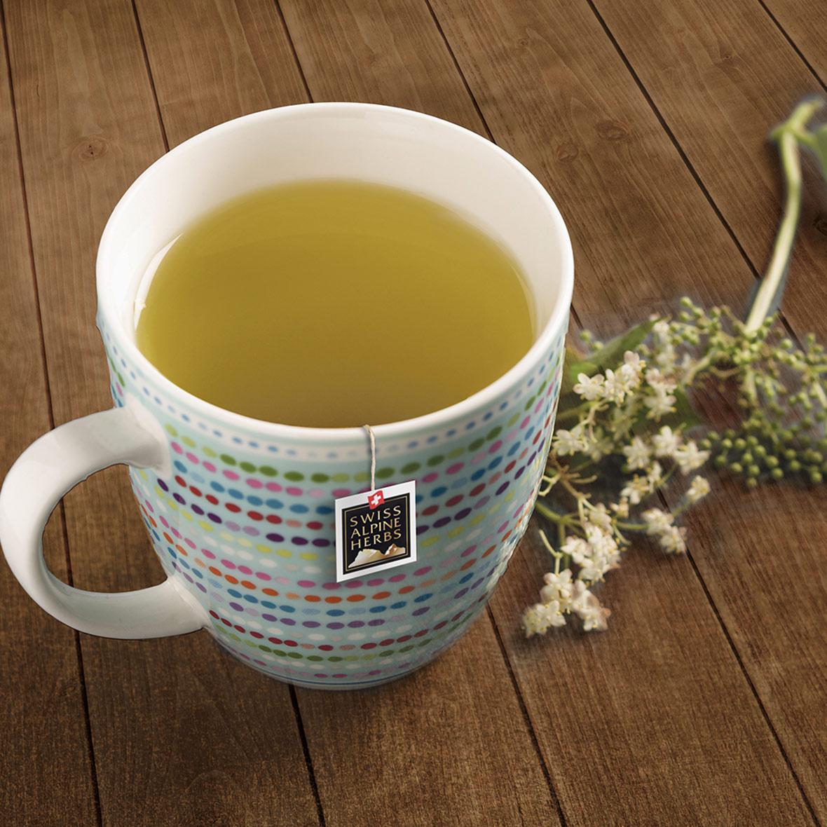 Tee von Swiss Alpine Herbs