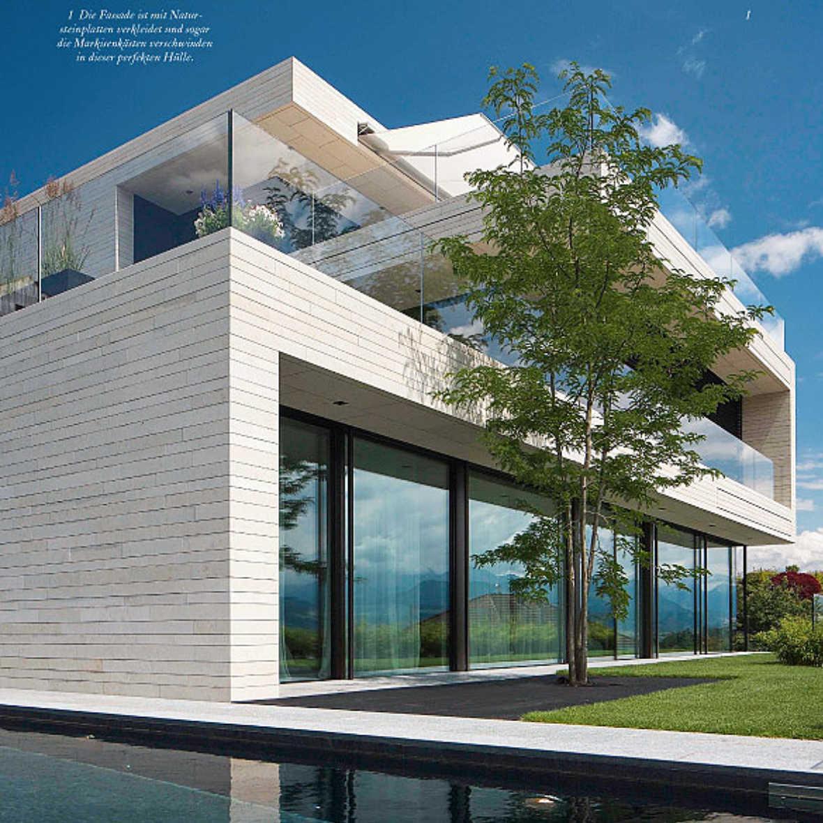 Das Ideale Heim Wohnzeitschrift Villa