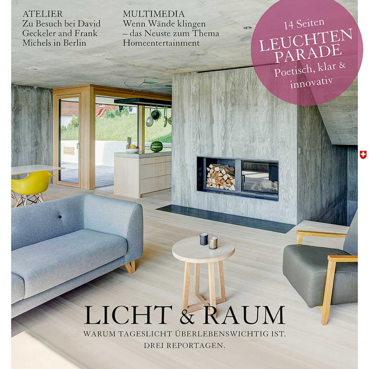 Das Ideale Heim Wohnzeitschrift Licht und Raum
