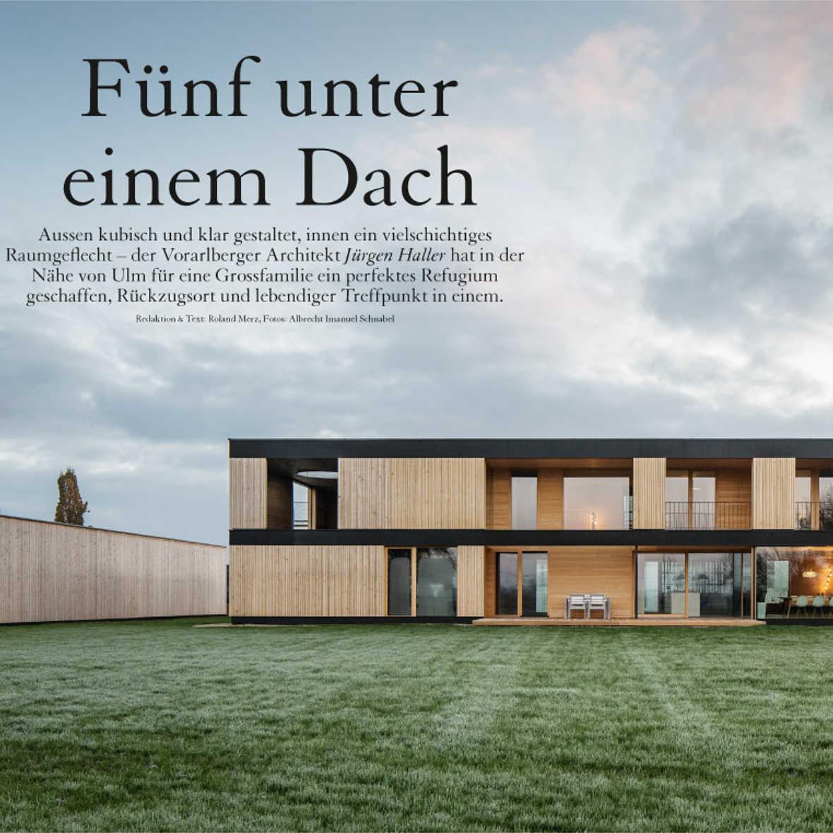 Das Ideale Heim Architektur Zeitschrift