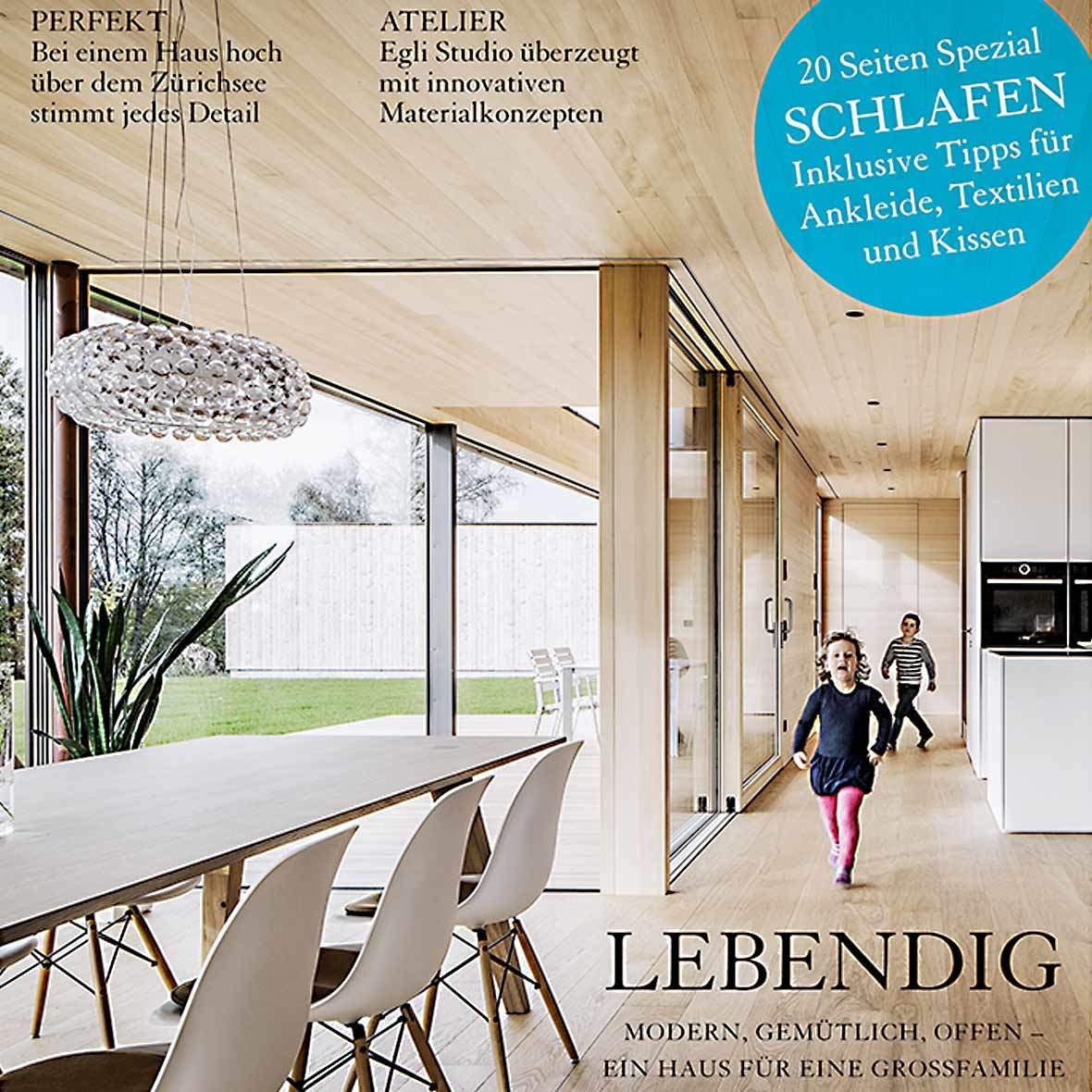 Das Ideale Heim Wohnzeitschrift