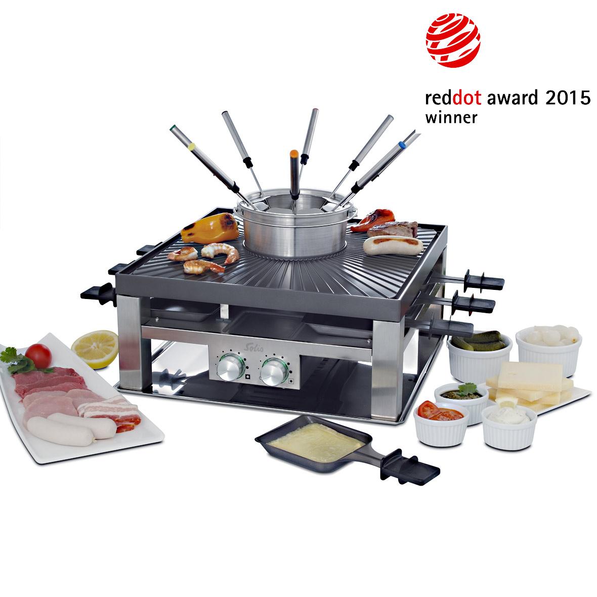 s Combi-Grill 3 in 1 - reddot award 2015 winner
