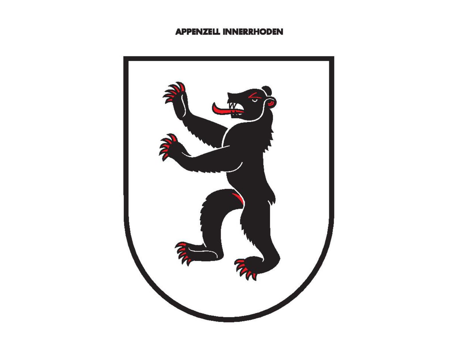 Schweizer Kantone – Appenzell Inerrhoden