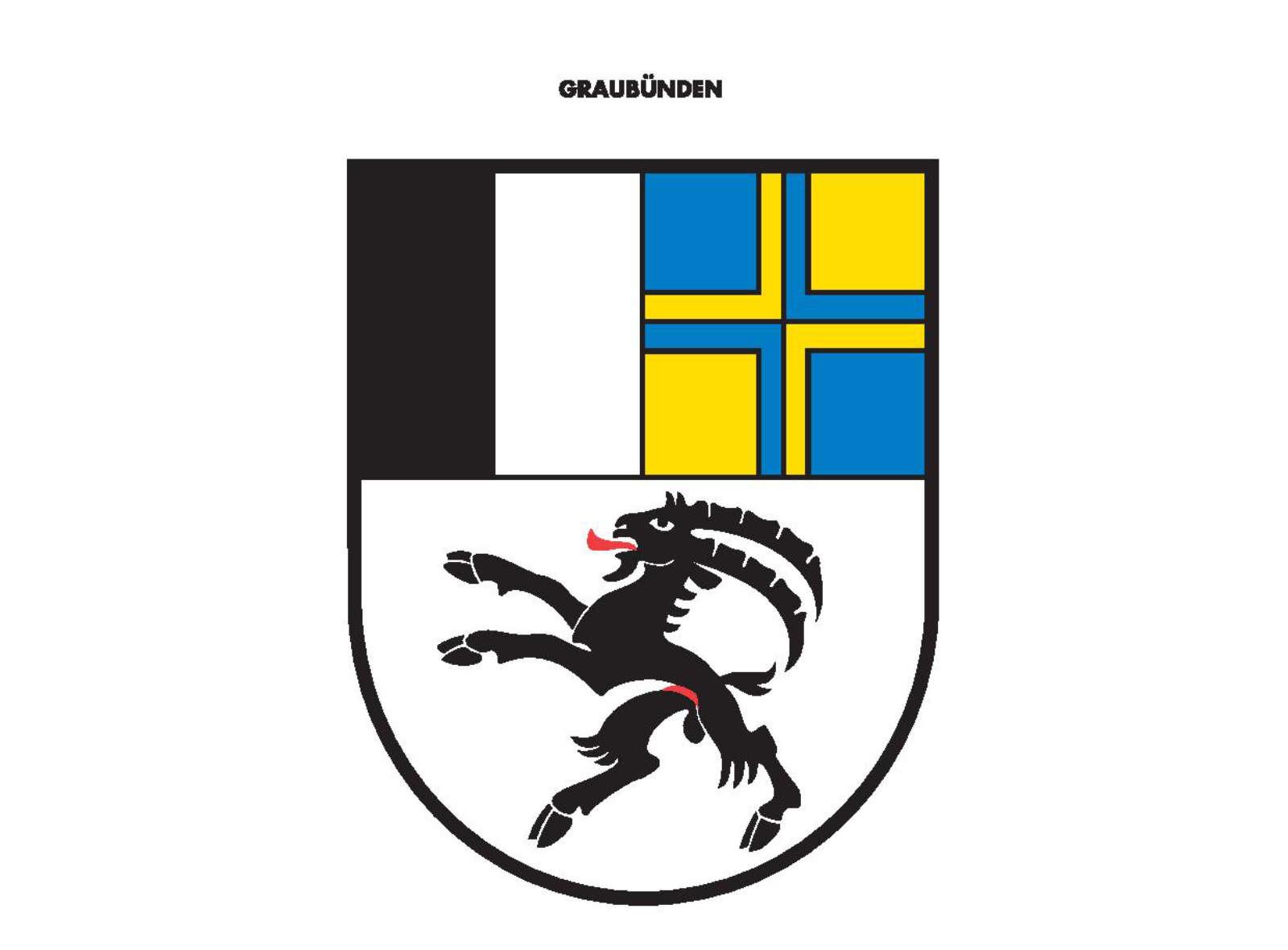Schweizer Kantone – Graubünden