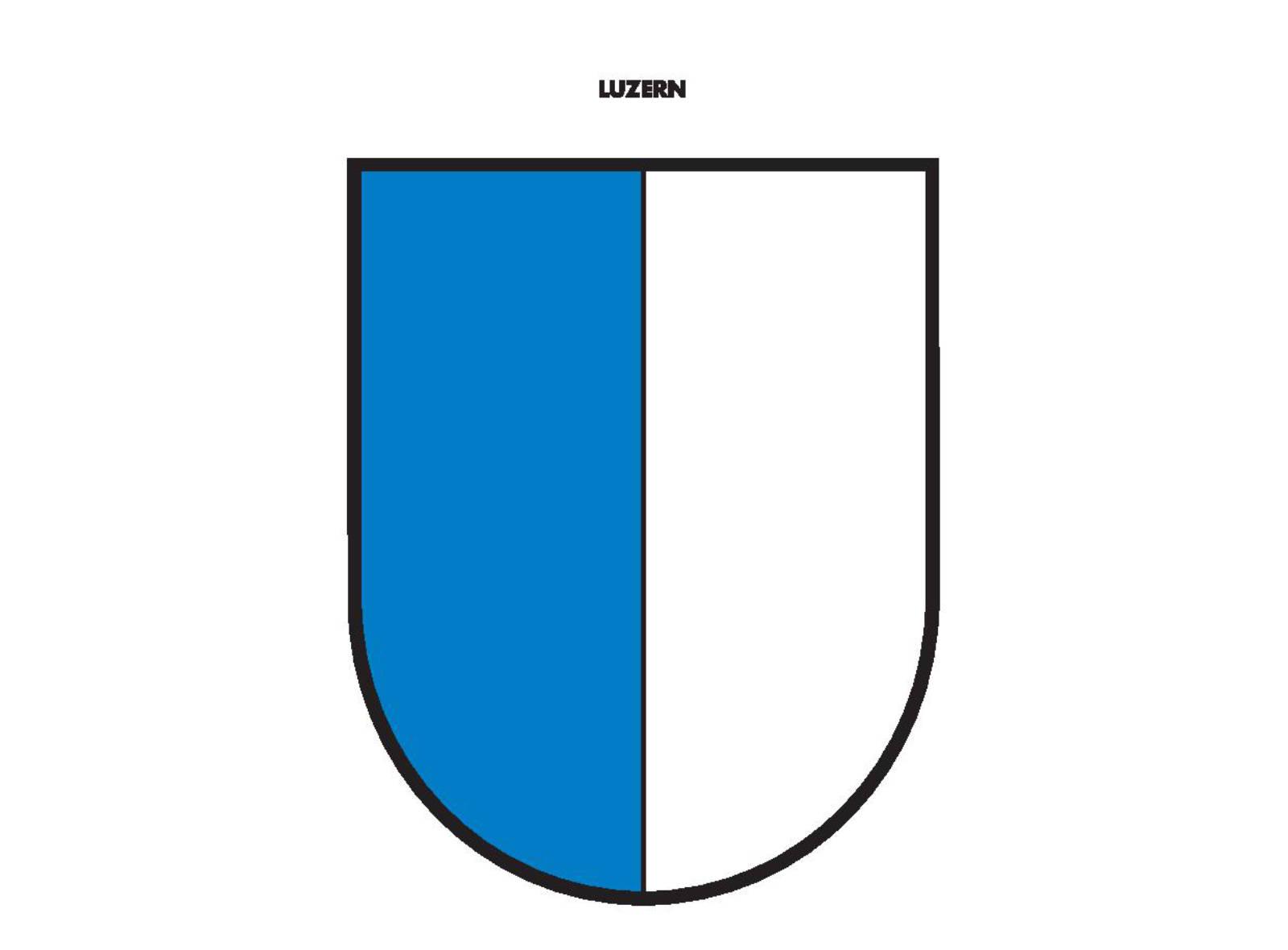 Schweizer Kantone – Luzern