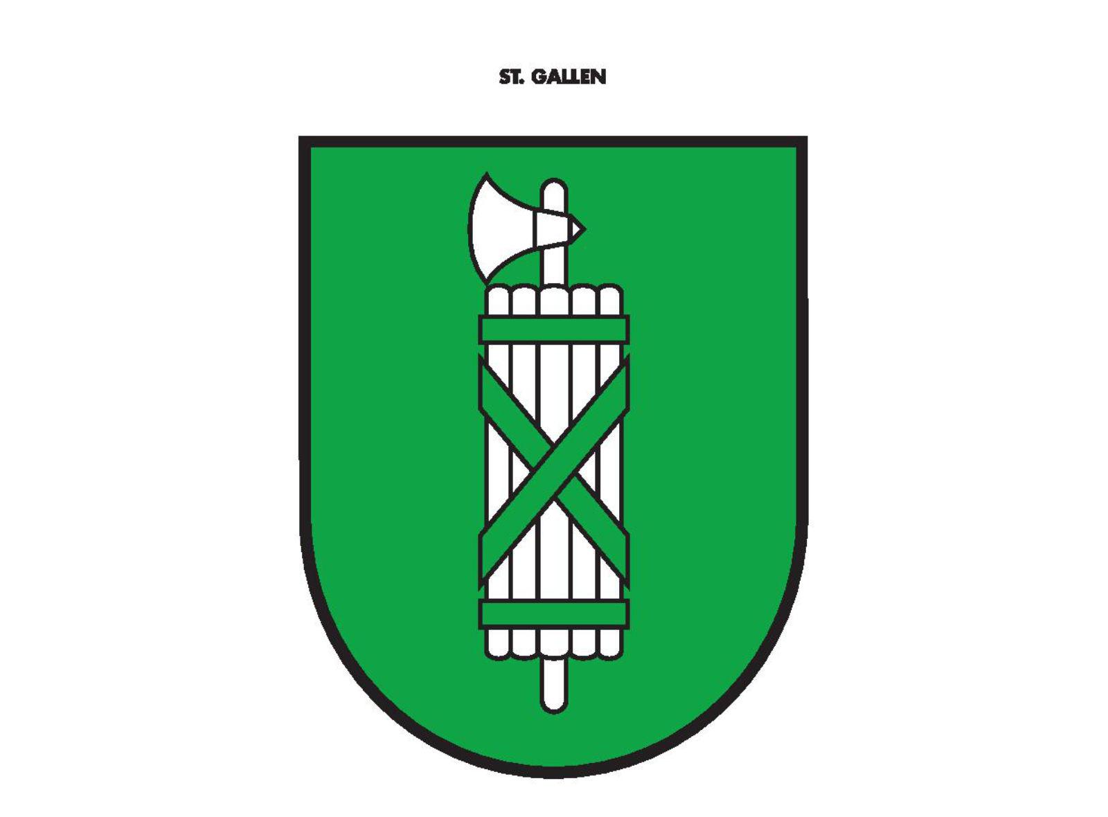 Schweizer Kantone – St. Gallen