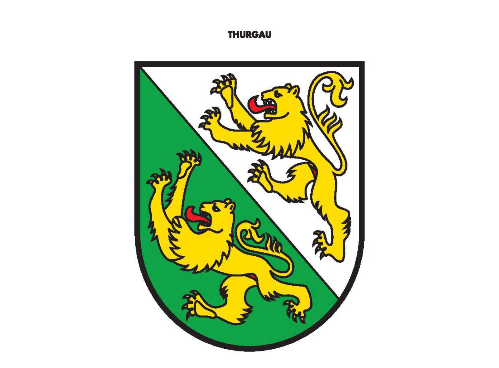 Schweizer Kantone – Thurgau
