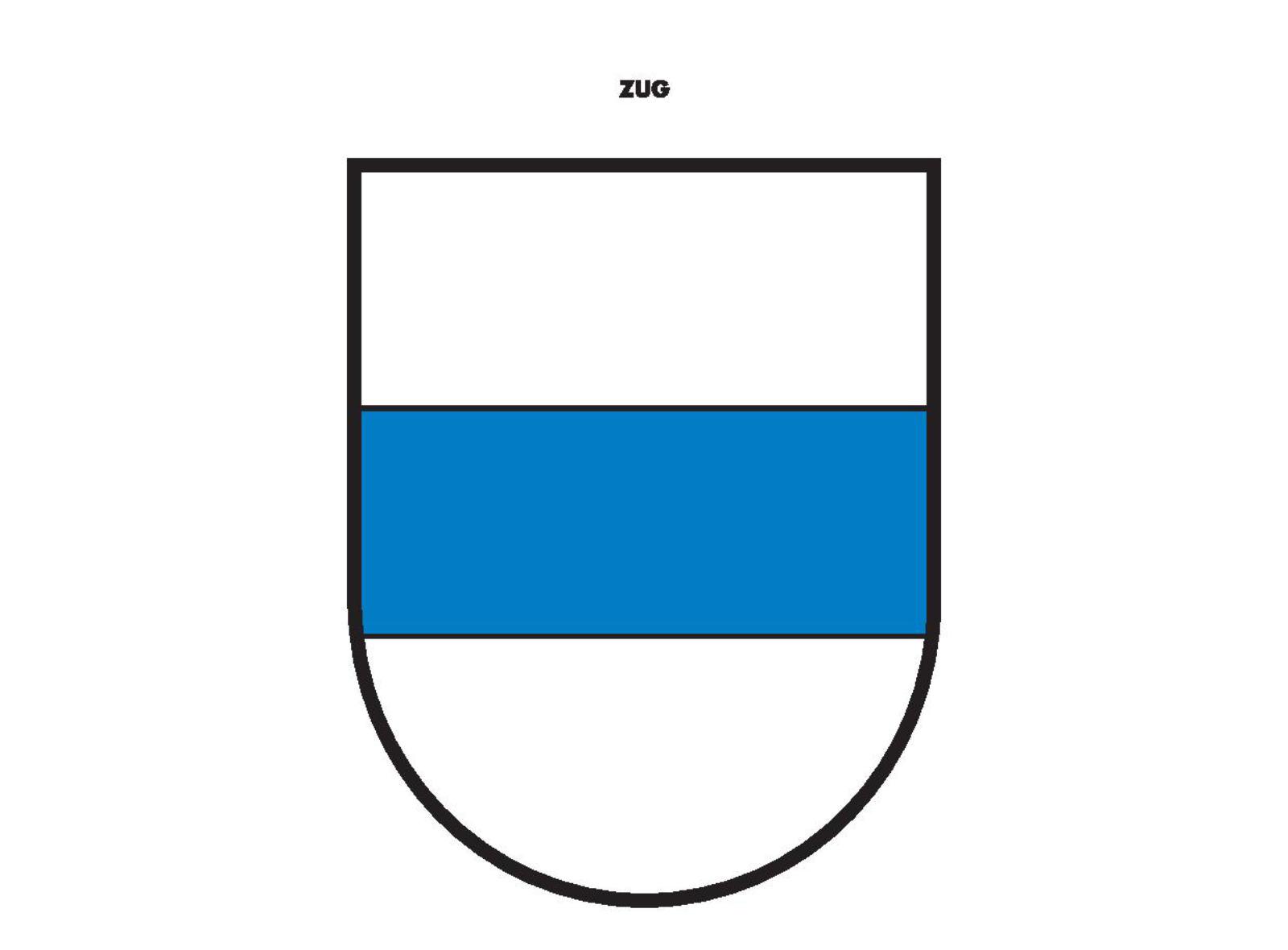 Schweizer Kantone – Zug