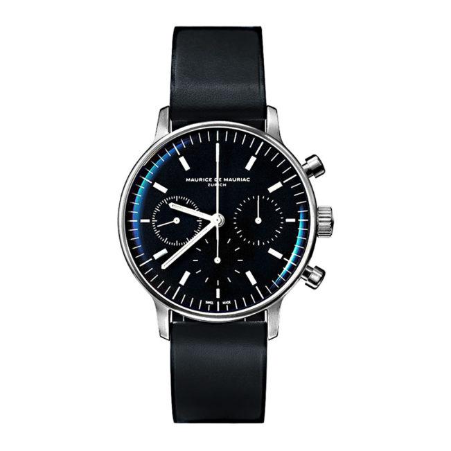 Armbanduhr L3 - Stahlgehäuse - Handaufzug - Designer Fabian Schwaerzler