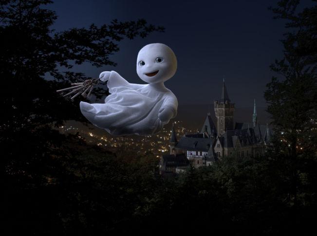 Schweizer Kinderfilme - Das kleine Gespenst