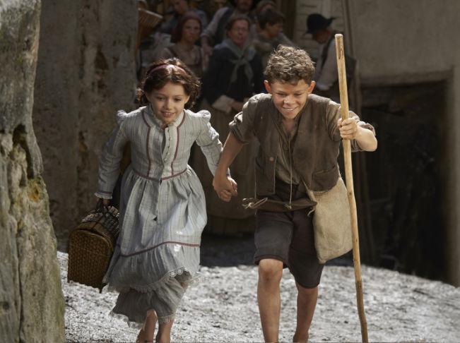 Schweizer Kinderfilme - Heidi und Peter