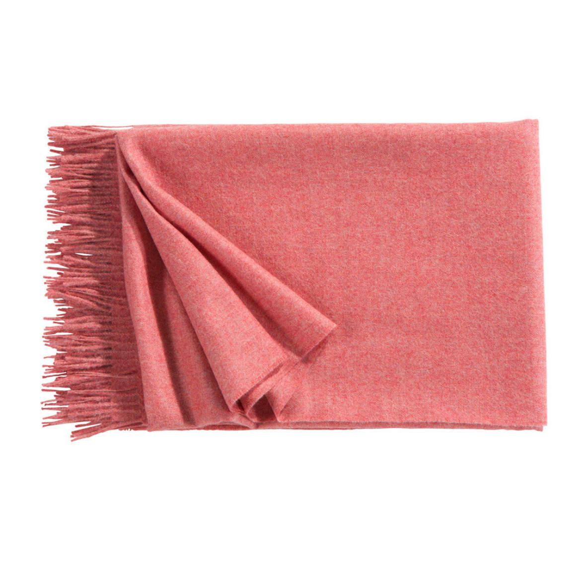 Plaid Puro - Alpaca - Farbe blush - Christian Fischbacher