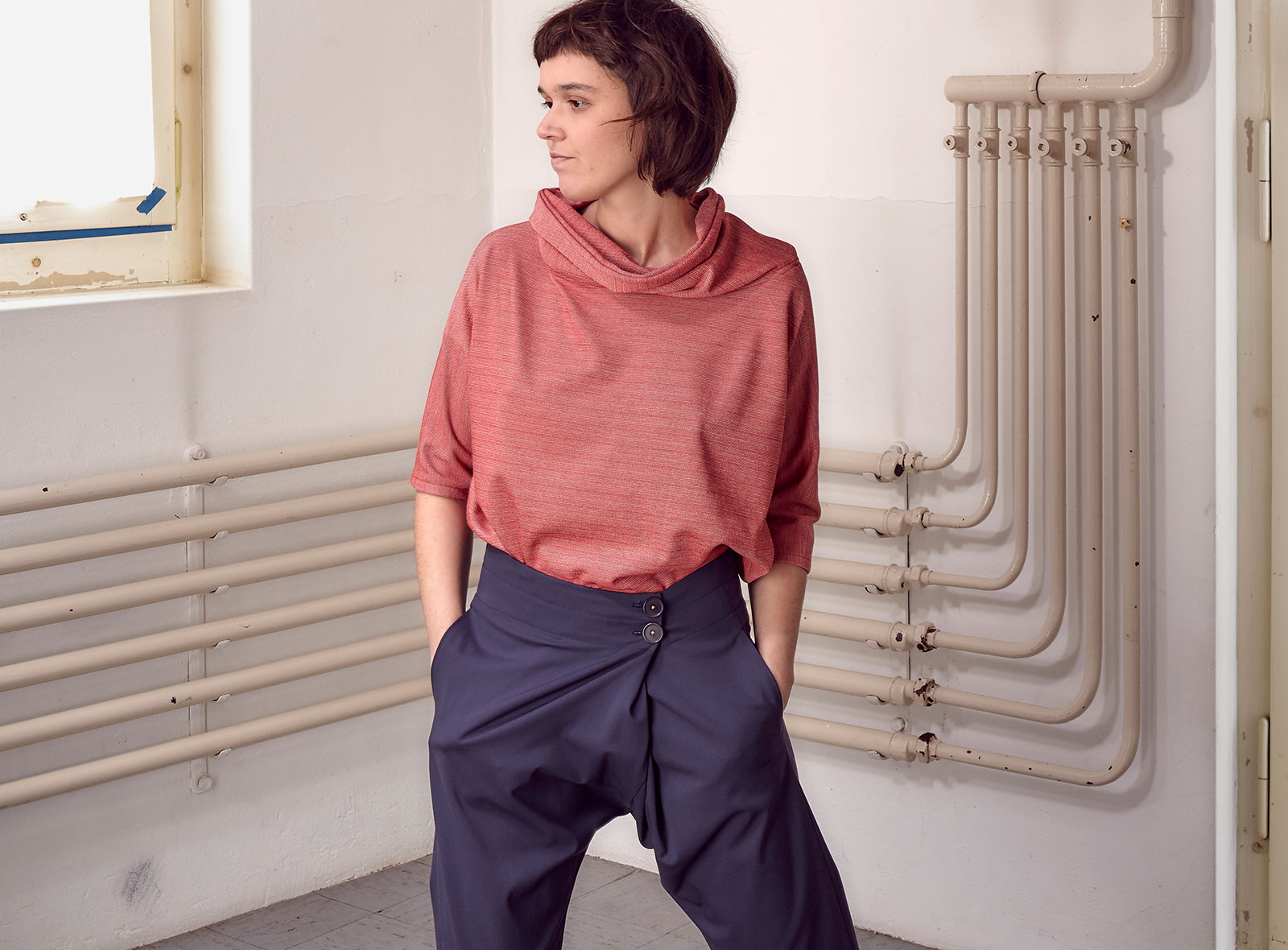 Schweizer Mode Frühling-Sommer 2019 - Label Debora Rentsch