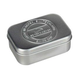 aluminiumschachtel leer seifenmacher