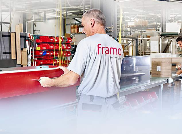 Framo Industriebetrieb