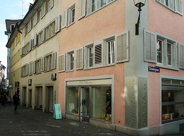 Laden Stefi Talman, Zürich Oberdorf